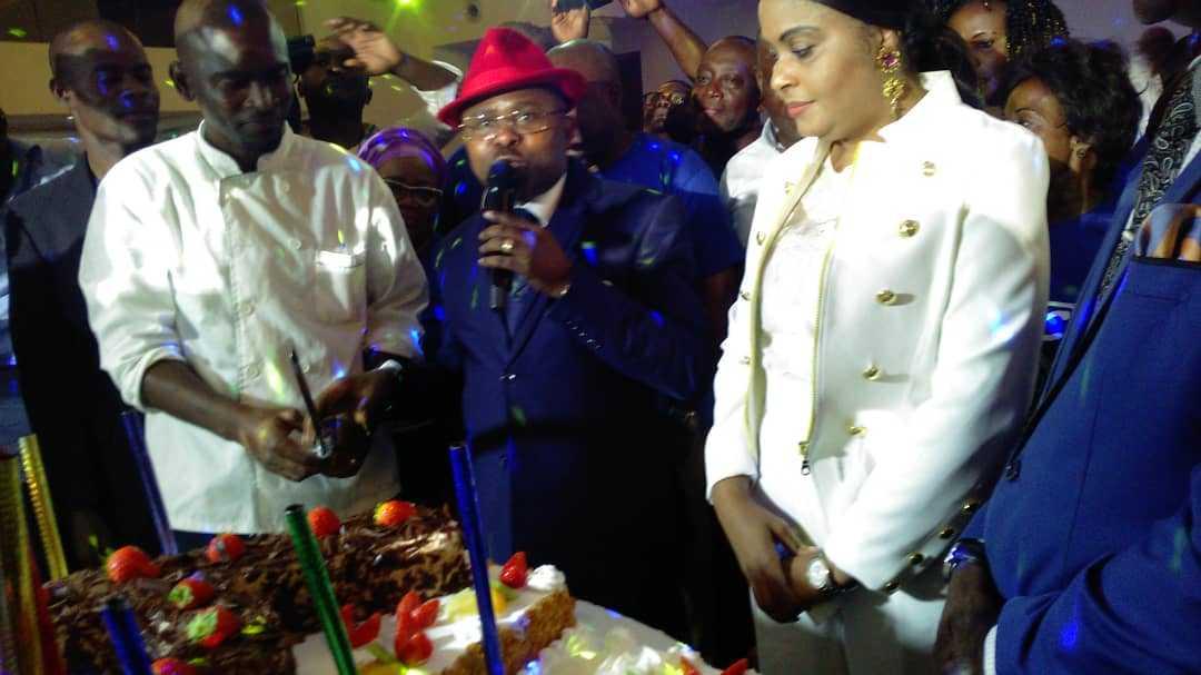 9 ans d'Ali Bongo Ondimba au pouvoir: Mavioga pense déjà à un 3e mandat!