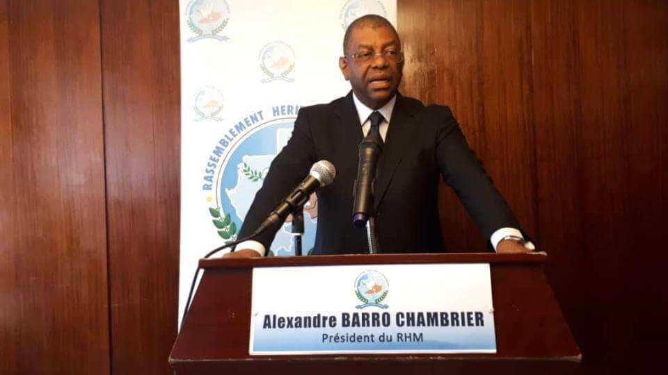Pas de négociation possible pour Barro Chambrier