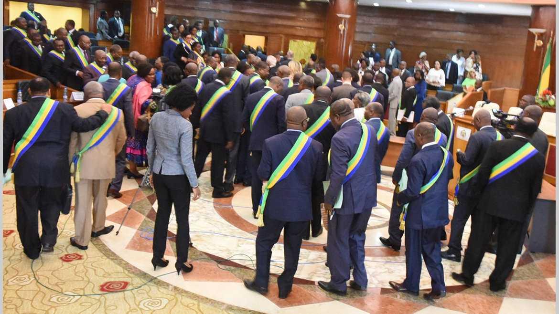 Agenda: Rentrée solennelle de la 13è législature