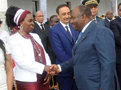 Nomination de Pascaline Bongo, un retour entre cohésion et confiance.