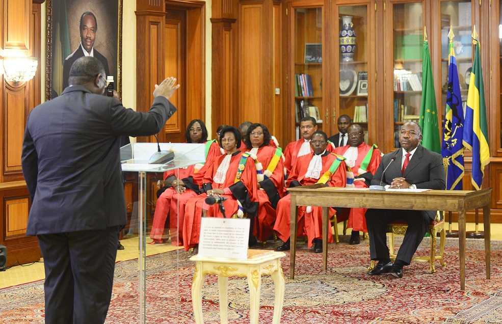La prestation de serment aura lieu à Libreville