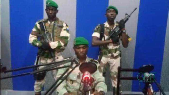 les mutins arrêtés au Gabon, selon le gouvernement