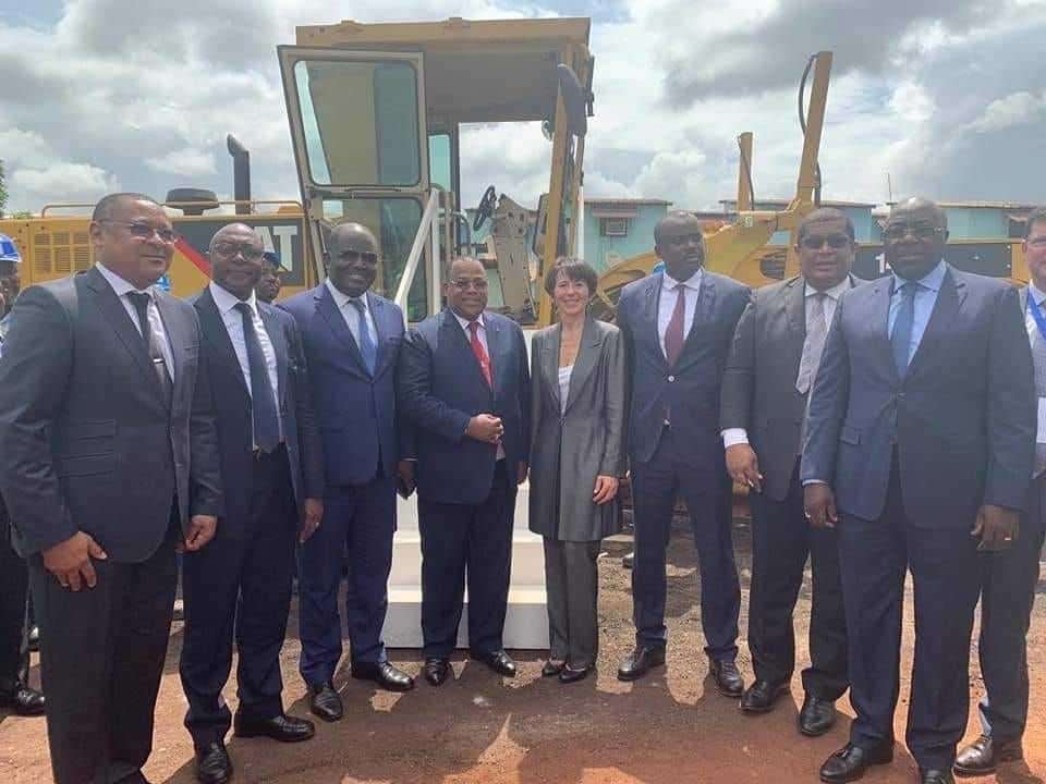 Comilog: 14 milliards de francs CFA pour les projets sociaux à Moanda