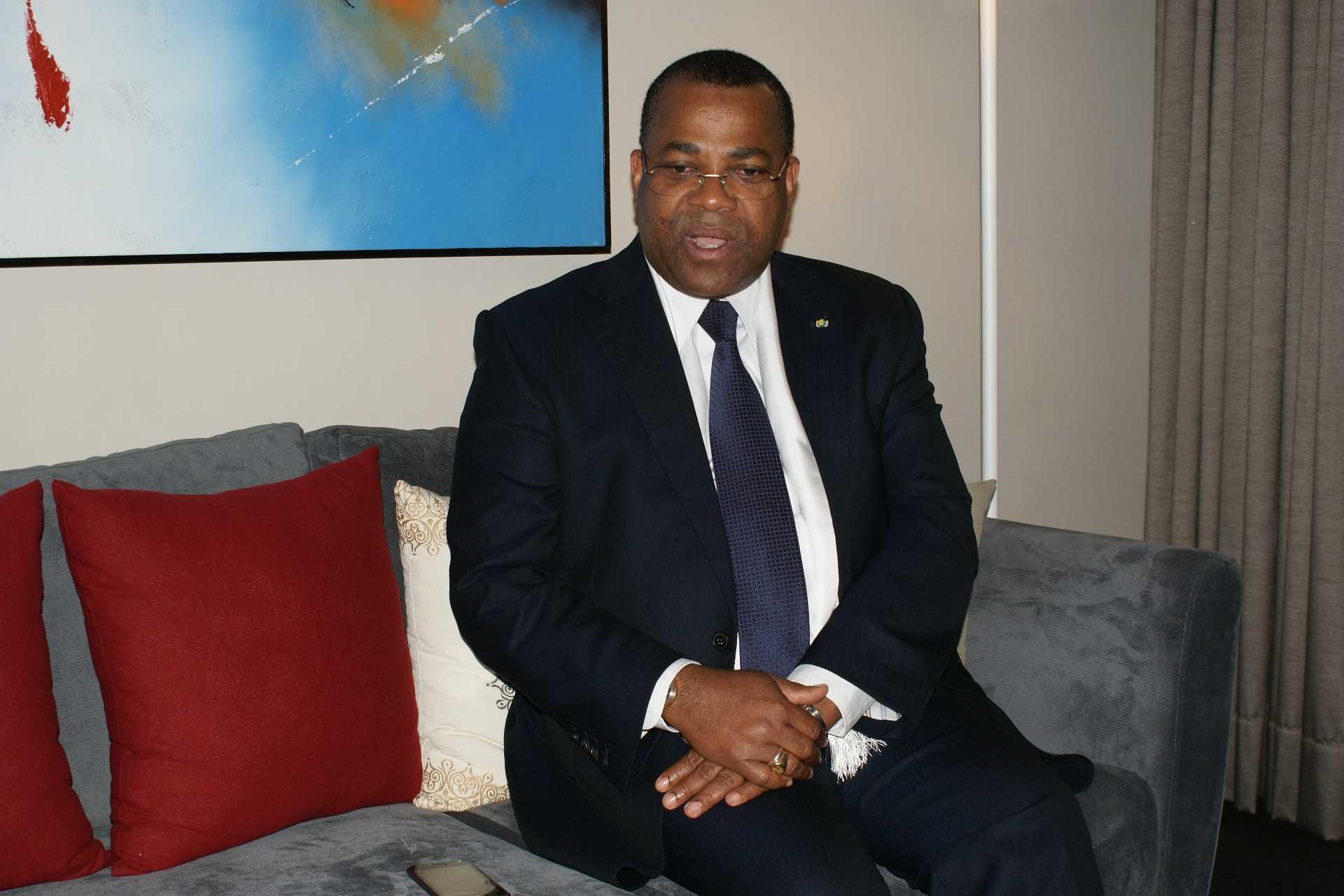 Julien Nkoghe Bekalé, nouveau Premier ministre d'Ali Bongo.