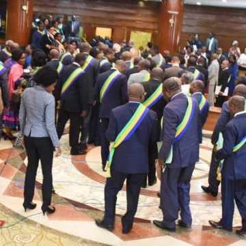 Gabon: la première session de l'assemblée parlementaire s'ouvre ce matin 10h au palais Léon MBA