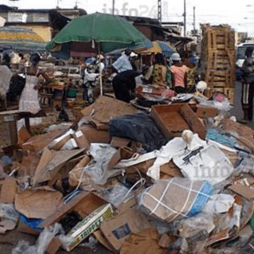 Gabon: Le ministre des TP appelle à libérer les trottoirs