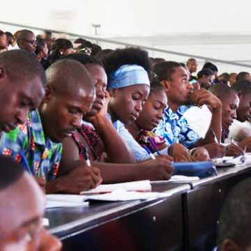 UOB – Institut Confucius : Apprendre le mandarin, une réalité et une nécessité pour les étudiants gabonais