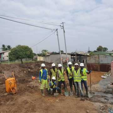 Maire Akanda: des emplois pour les jeunes de la localité