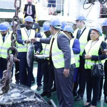 GABON / Pêche: 1000 tonnes de thons pour soulager le panier de la ménagère
