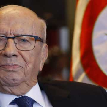 Tunisie : Béji Caïd Essebi a tiré sa révérence
