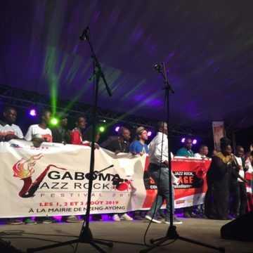 TOMBER DE RIDEAU SUR LA 1ÈRE ÉDITION DU GABOMA JAZZ ROCK FESTIVAL