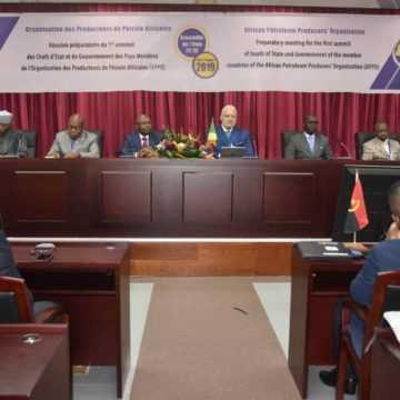 BRAZZAVILLE-PRODUCTEURS PÉTROLIERS AFRICAINS : UNE BELLE PREMIÈRE FOIS