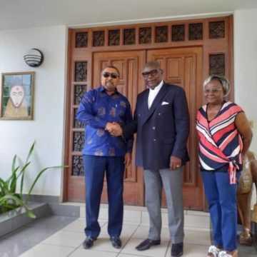 POLITIQUE : MAGANGA MOUSSAVOU RAFISTOLE SON ALLIANCE AVEC PING
