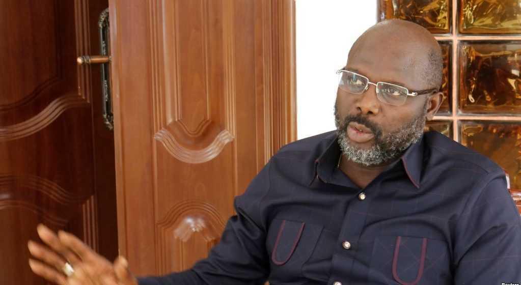 LE PRÉSIDENT LIBERIEN GEORGES WEAH ENTAME UNE VISITE DE TRAVAIL ET D'AMITIÉ AU GABON CE VENDREDI.