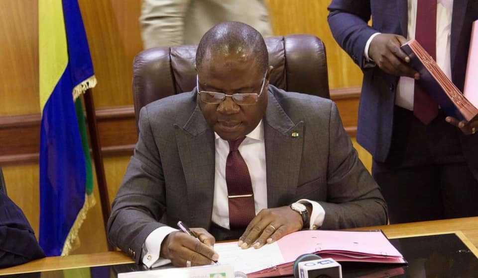 LE MINISTRE DE L'ÉDUCATION NATIONALE PROMET LA LIVRAISON DE 223 SALLES DE CLASSE EN OCTOBRE 2020