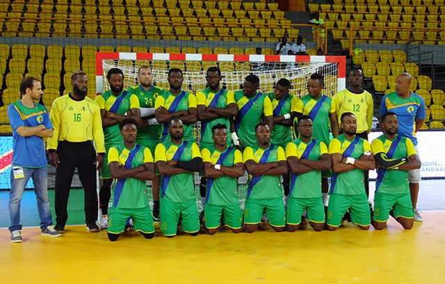 CAN HANDBALL 2020 : LE GABON TOMBE FACE À LA RDC
