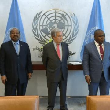 PROBLÈMES TERRITORIAUX : LE GABON ET LA GUINÉE-ÉQUATORIALE DEVANT LA COUR INTERNATIONALE DE JUSTICE