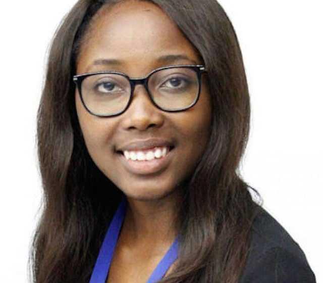 EMMA THEOFILUS : À 23 ANS, PLUS JEUNE VICE-MINISTRE D'AFRIQUE