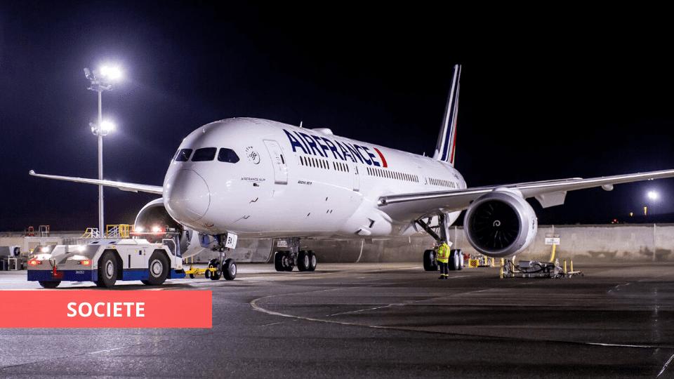 AIR FRANCE : LES CLIENTS CRIENT AU SCANDALE APRÈS UN VOL ANNULÉ