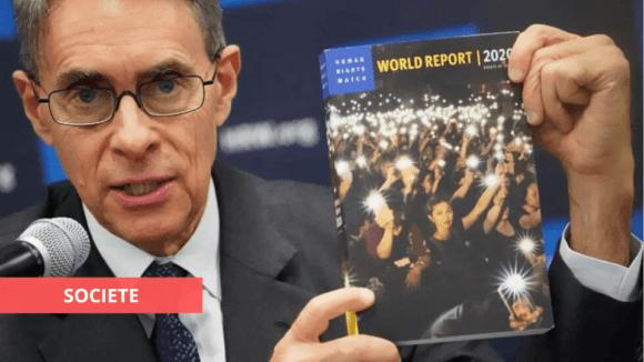 ETATS-UNIS : LE CURIEUX SILENCE DE HUMAN RIGHTS WATCH