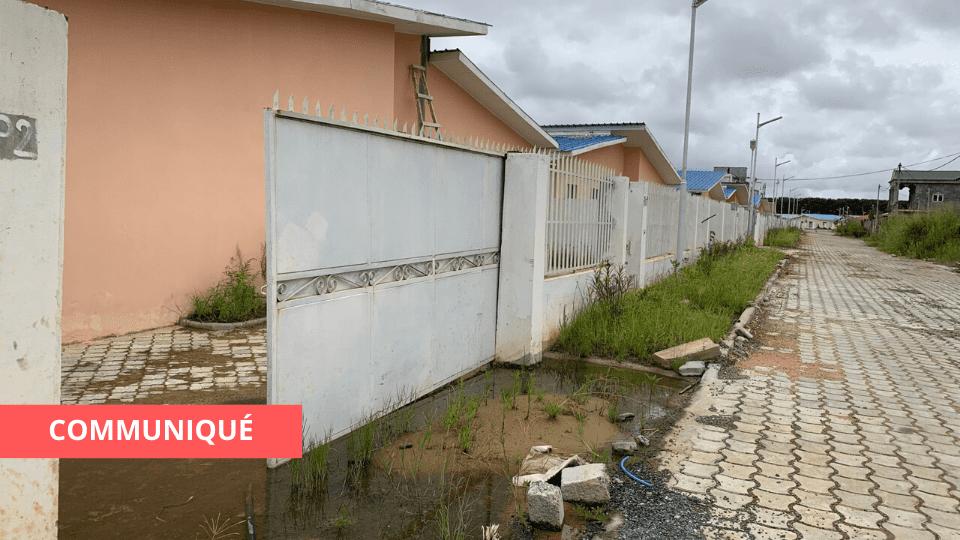 COMMUNIQUÉ DE PRESSE : LA CDC REPREND LA MAIN SUR LA CITÉ MAGNOLIA