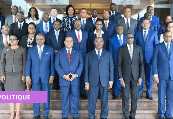 GABON : PAS DE VACANCES POUR LES MINISTRES