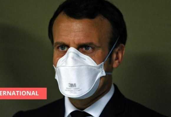 FRANCE-COVID-19 : EMMANUEL MACRON ANNONCE UN RECONFINEMENT TOTAL