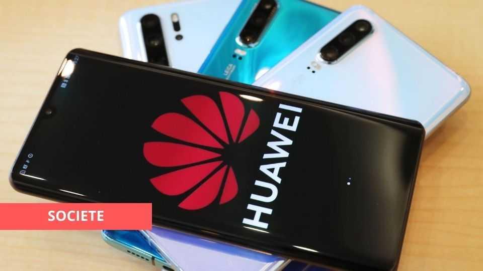 HUAWEI, LEADER DES SMARTPHONES DANS LE MONDE