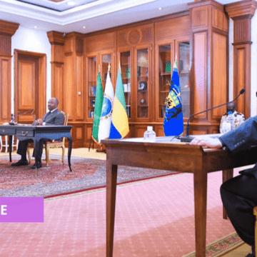CEEAC : ALI BONGO ONDIMBA TRANSMET UNE INSTITUTION BOOSTÉE ET INTÉGRÉE