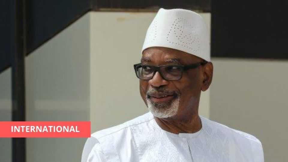 MALI: IBRAHIM BOUBACAR KEÏTA LIBÉRÉ