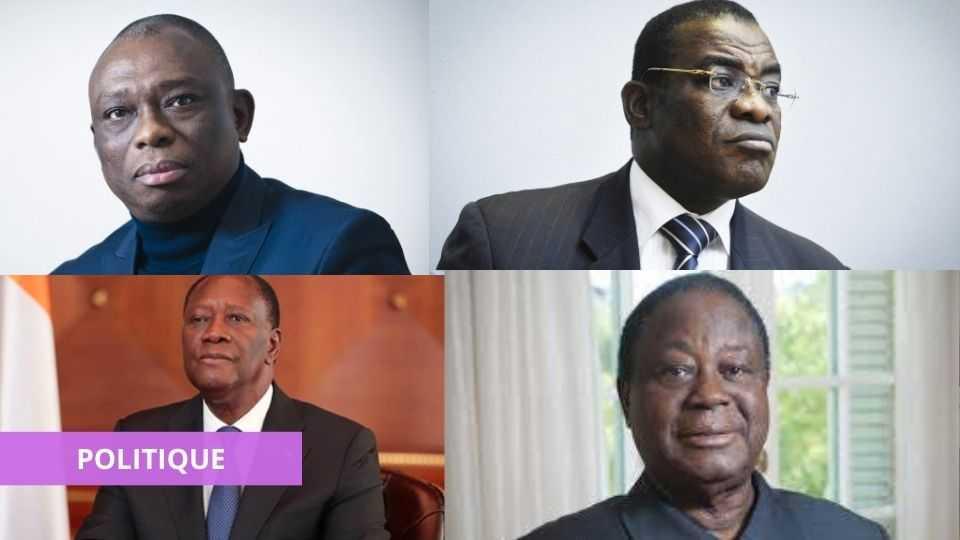 PRÉSIDENTIELLE CÔTE-D'IVOIRE : 4 CANDIDATURES RETENUES