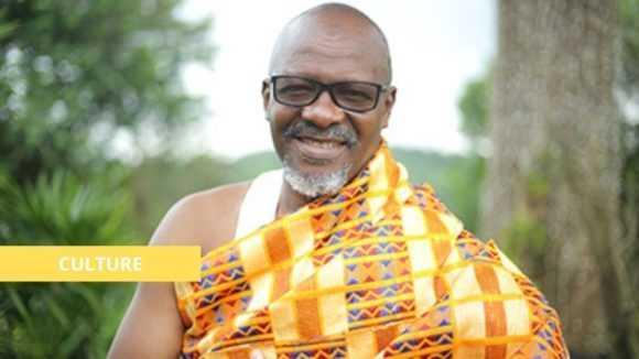 SERGE ABESSOLO, NOMINÉ DANS LA CATÉGORIE DE MEILLEUR ACTEUR AFRICAIN SÉRIE TV