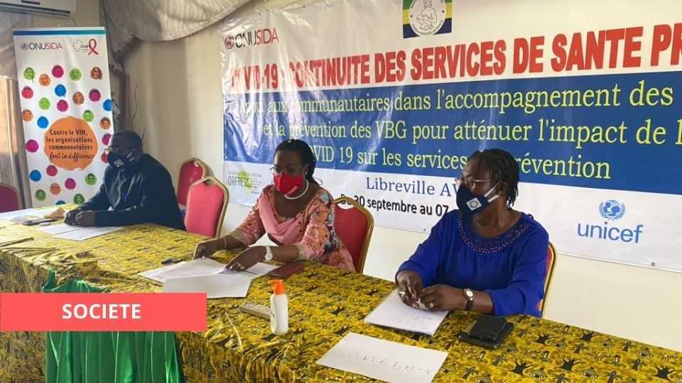 ONU GABON : 90 RELAIS COMMUNAUTAIRES POUR DYNAMISER LA LUTTE CONTRE LE SIDA ET LES VIOLENCES SEXUELLES