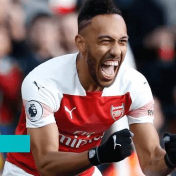 FOOTBALL : AUBAMEYANG TOUCHERA PLUS DE 250 MILLIONS PAR SEMAINE
