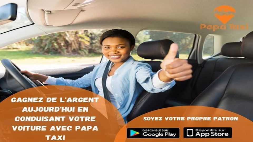 PAPA TAXI : LA NOUVELLE APPLICATION DE COMMANDE DE TAXI À LIBREVILLE