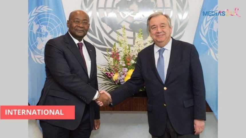 NATIONS UNIES – CONSEIL DES DROITS DE L'HOMME : LE GABON ÉLU POUR 3 ANS