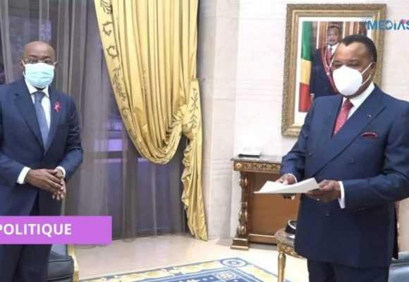 CEEAC : PACÔME MOUBELET RENCONTRE LES PAIRS D'ALI BONGO ONDIMBA