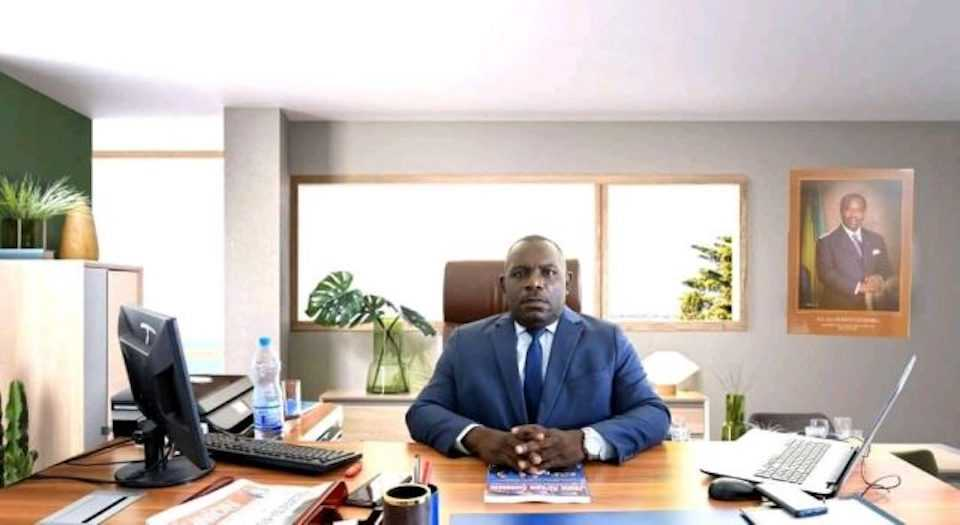 POLITIQUE : JONATHAN NDOUTOUME, POTENTIEL SOUTIEN D'ALI BONGO ONDIMBA EN 2023