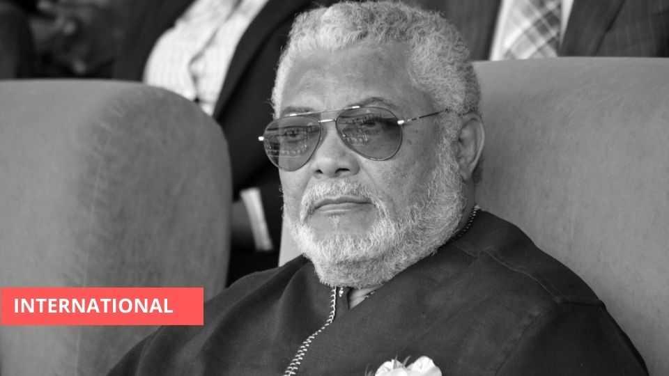 GHANA : DÉCÈS DE L'ANCIEN PRÉSIDENT JERRY RAWLINGS