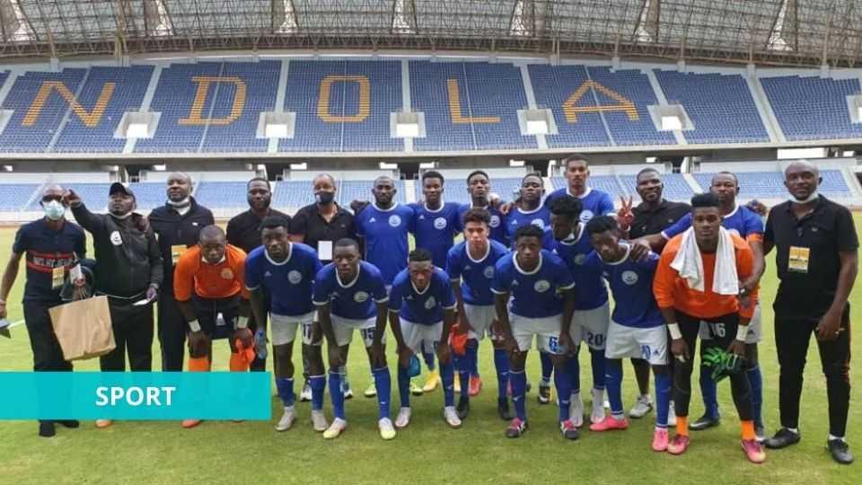 LIGUE AFRICAINE DES CHAMPIONS : BOUENGUIDI SPORTS ARRACHE UN NUL EN ZAMBIE