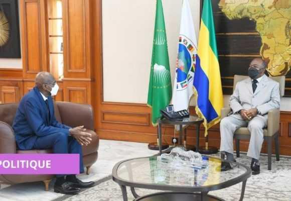 DIPLOMATIE :  FIN DE MISSION DIPLOMATIQUE POUR L'AMBASSADEUR DU SÉNÉGAL AU GABON
