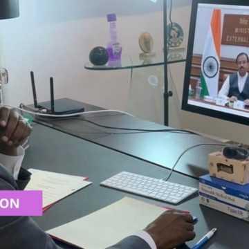 GABON – INDE : RENFORCEMENT DE LA COOPÉRATION DANS LE DOMAINE DE LA SANTÉ ET DE L'ÉDUCATION