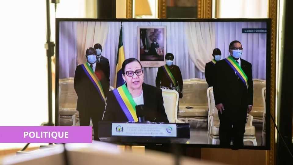 VOEUX 2021-COVID19 : L'INVESTISSEMENT PERSONNEL D'ALI BONGO SALUÉ PAR LE SENAT