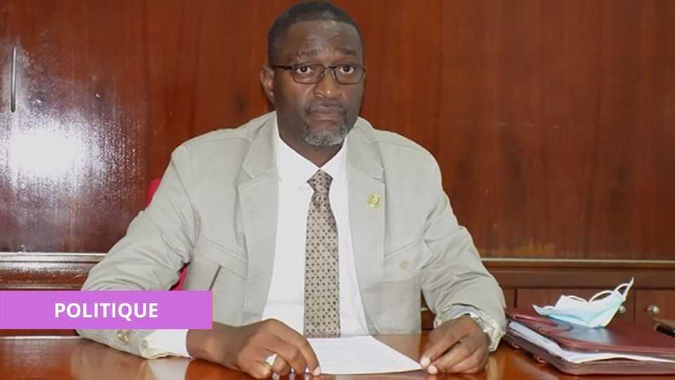 POLITIQUE : « SERGE MAURICE MABIALA EST UN ÉLÉMENT FRAGILE » EDGAR OWONO