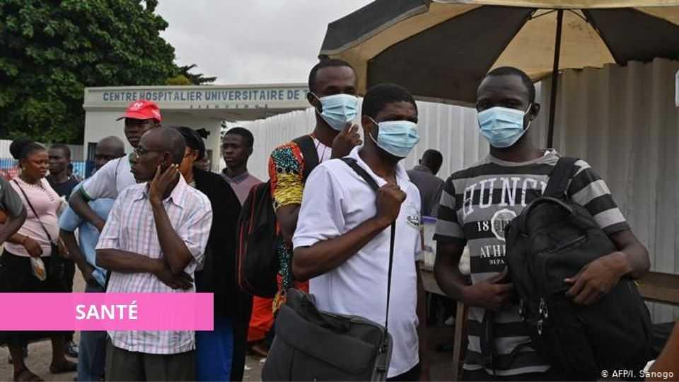 COVID-19 : PLUS DE 2 MILLIONS DE CAS CONFIRMÉS EN AFRIQUE
