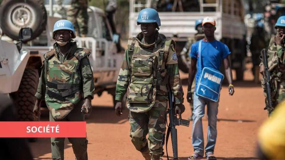 LES TROUPES GABONAISES ENGAGÉES DANS LE MAINTIEN DE LA PAIX EN AFRIQUE
