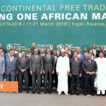 ÉCONOMIE : LA ZLECAF VEUT RENFORCER LE COMMERCE INTRA-AFRICAIN