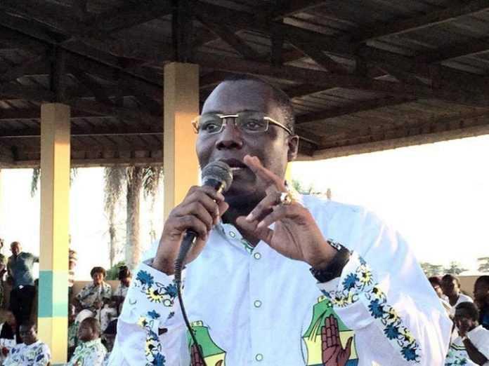 AKIENI : LE PDG EN CAMPAGNE POUR LE RETOUR D'ALI AKBAR ONANGA
