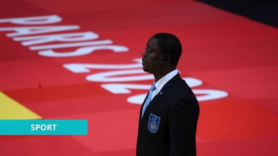SPORT : L'ARBITRE GABONAIS JEAN-CLAUDE DJIMBI RETENU POUR LES JEUX OLYMPIQUES 2021