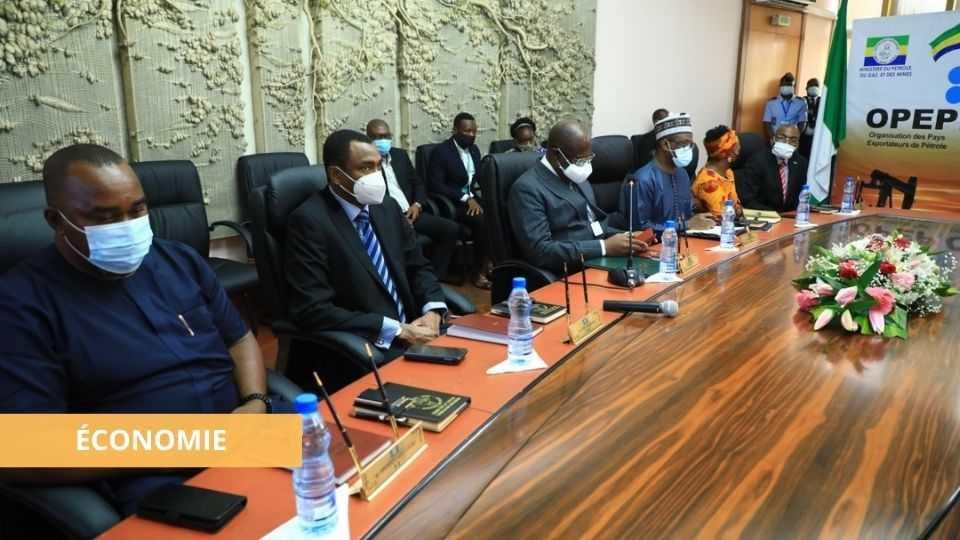 HYDROCARBURES : L'OPEP SATISFAIT DES EFFORTS DU GABON